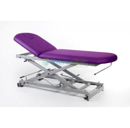 Camillas hidraulicas fisioterapia