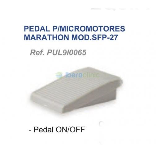 Pedal para micromotores MARATHON. SFP-27