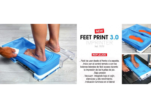 FEET PRINT 3.0 ® Imprinters