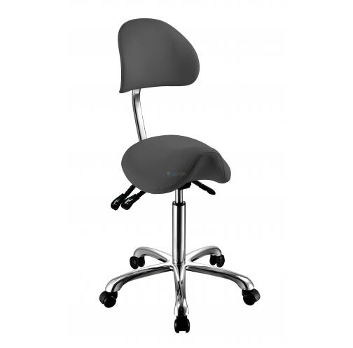 TABURETE NOBLE tipo silla de montar