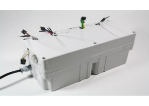 Caja transformadora batería Okimat D S960-2W
