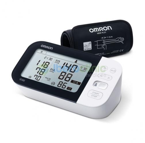 Tensiometro digital Omron M7 Intelli IT con Bluetooth - de brazo