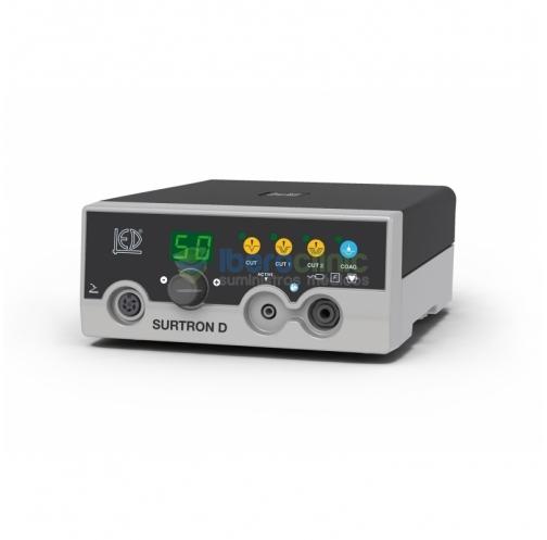 Electrobisturi digital para cirugia monopolar 50w