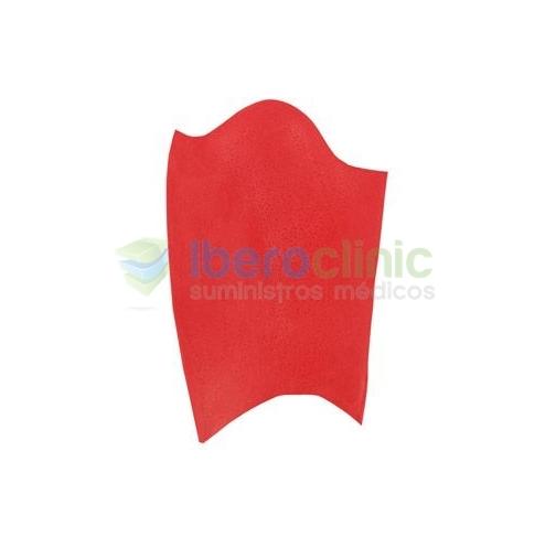Barra retro-capital+arco espuma de latex roja 4027